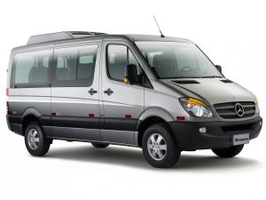 Mercedes-Benz Sprinter 415 CDI 2014 года (BR)
